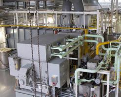 Производственные линии химических компонентов